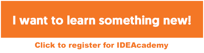 IDEAcademy Registration | Innovation and Leadership Event